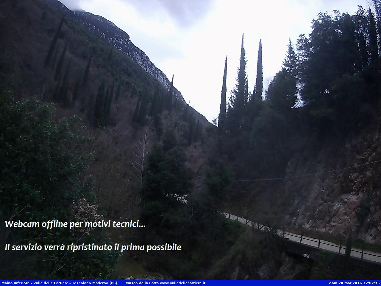 Webcam Toscolano Maina Inferiore